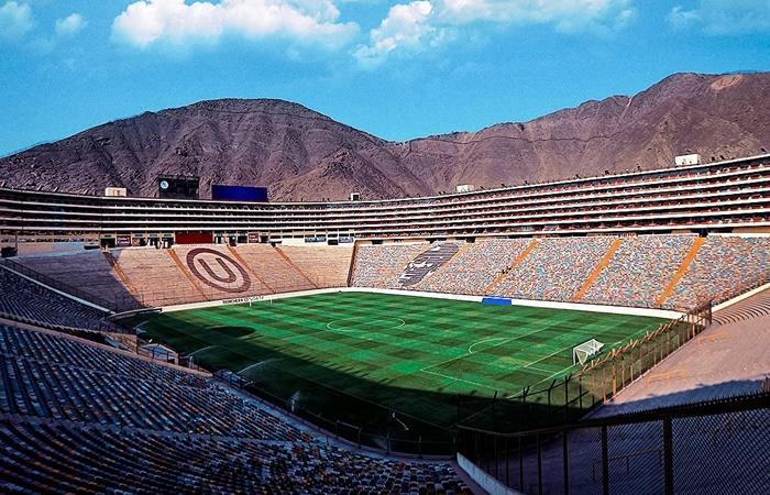 Misterioso robo en el Estadio Monumental de Lima a un día de la final. Foto: Twitter Libertadores