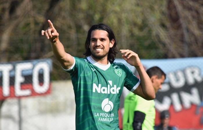 Sarmiento de Junín enfrenta a All Boys en la apertura de la fecha 14. Foto: Twitter Sarmiento