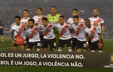 El camino de River hasta la final de la Copa Libertadores