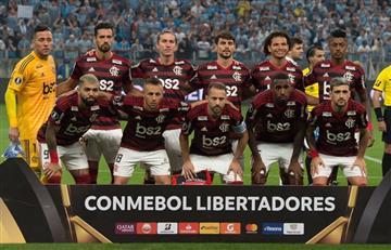 Así llegó Flamengo a la final de la Copa Libertadores