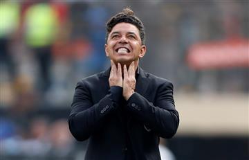 """Gallardo, tras la derrota con Flamengo: """"Hoy nos tocó perder pero siento orgullo"""""""