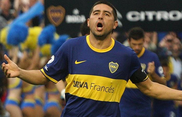 Juan Rompan Riquelme le respondió a Daniel Angelici. Foto: Twitter