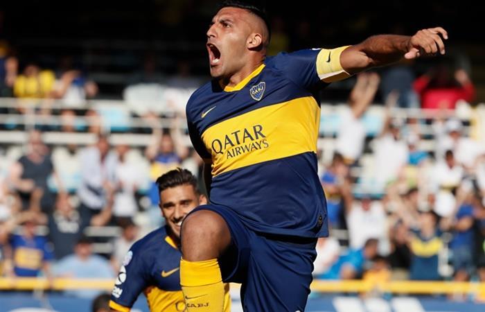Boca le ganó 2 a 0 a Unión y es puntero de la Superliga. Foto: Twitter