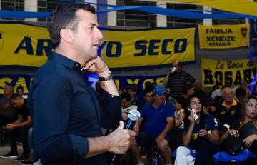 La chicana de Gribaudo a River tras la derrota ante Flamengo