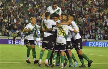 Banfield logró un triunfo vital ante Vélez y sueña con la permanencia