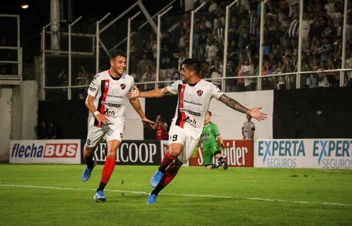 Patronato y Godoy Cruz por la fecha 14 de la Superliga. Foto: Twitter Patronato