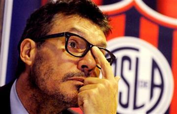 Tinelli habló de la chance de ser presidente de San Lorenzo
