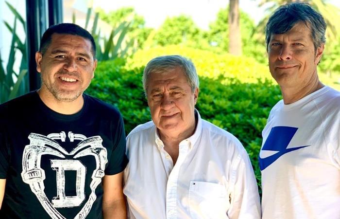 Juan Román Riquelme volvió a convocar a todos los socios de Boca. Foto: Twitter