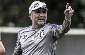 """Sampaoli sólo reconoce a Racing: """"Lo de Palmeiras es especulación"""""""
