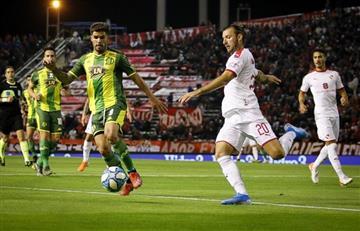Independiente no pudo con Aldosivi pero sigue a tiro de la cima