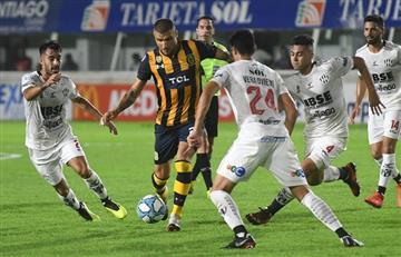 Central Córdoba y Rosario Central firmaron un empate que no le sirvió a ninguno