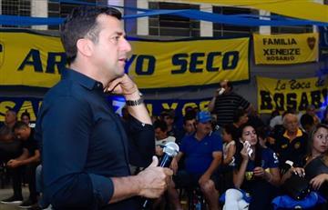 Gribaudo le contestó a Riquelme la chicana de Independiente