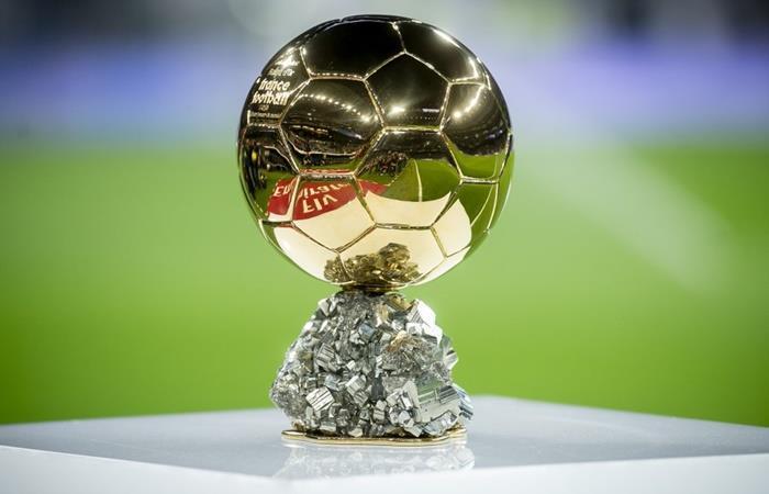 Así será la ceremonia del Balón de Oro 2019. Foto: Twitter France Football
