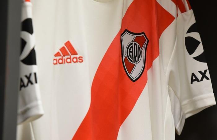 Se filtró la nueva camiseta de River para la temporada 2020. Foto: Twitter