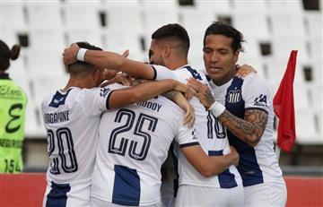 Talleres y un festín de goles ante Godoy Cruz: 5 a 0 en Mendoza
