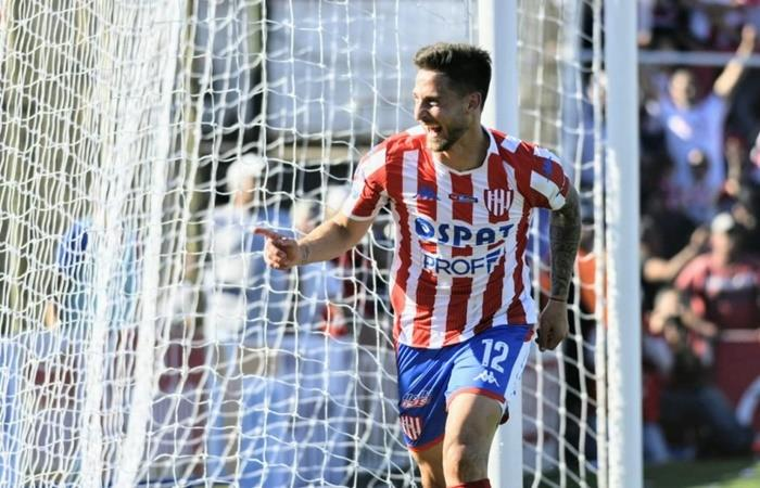 Unión y Huracán cierran a fecha 15 de la Superliga. Foto: Twitter Unión