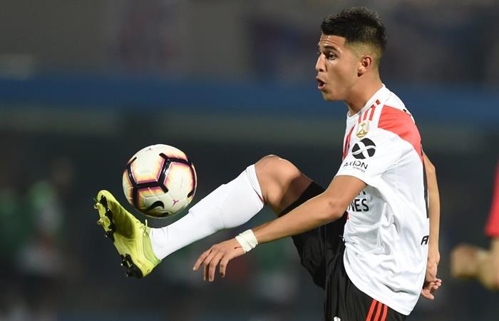 El competidor de Bayer Leverkusen por el pase de Exequiel Palacios