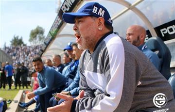 """Diego Maradona criticó a Juan Román Riquelme: """"Se vendió al mejor postor"""""""