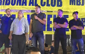 Juan Román Riquelme habló de Carlos Tévez y de Paolo Guerrero