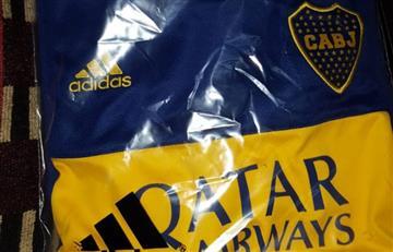 Se filtró la nueva camiseta titular de Adidas de Boca para la temporada 2020