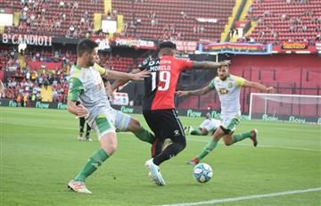 Aldosivi le ganó 2 a 0 a Colón por la fecha 16 de la Superliga