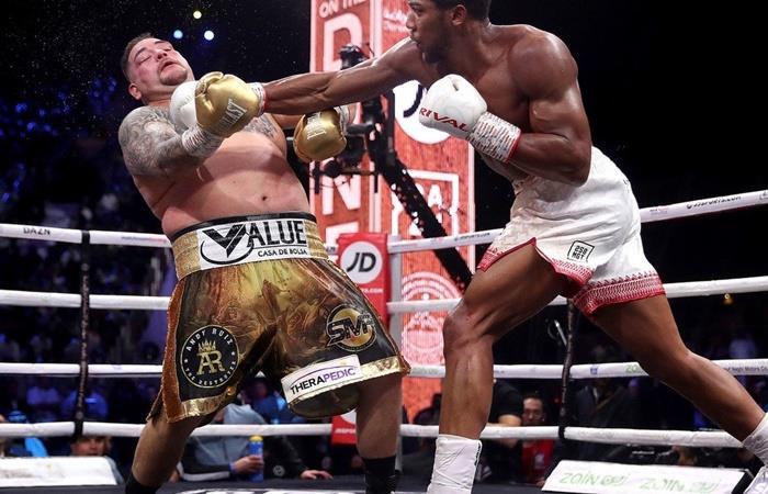 Ruiz vs Joshua, la revancha se mudó a Arabia Saudita. Foto: Twitter