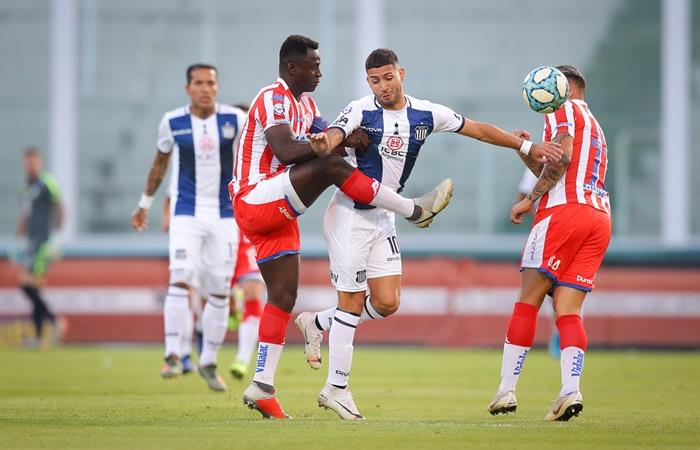 Talleres y Unión igualaron 0 a 0 en Córdoba. Foto: Twitter Talleres