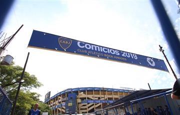 Elecciones en Boca: cerraron la carpa y 38.363 socios votaron al nuevo presidente