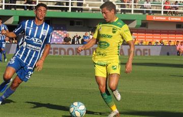 Defensa y Justicia le ganó 2 a 0 a Godoy Cruz en Varela