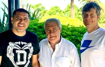 """Ameal, presidente de Boca: """"Es un triunfo inmenso de los socios"""""""