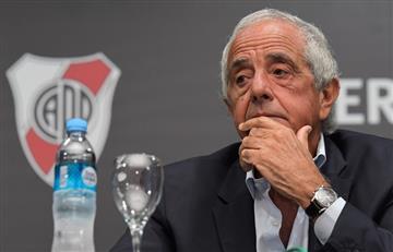Rodolfo D'Onofrio saludó a Jorge Amor Ameal por su triunfo en las elecciones en Boca