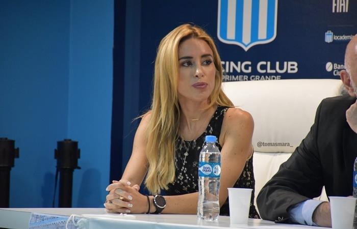 Barbie Blanco habló de la situación de Jonatan Cristaldo. Foto: Twitter
