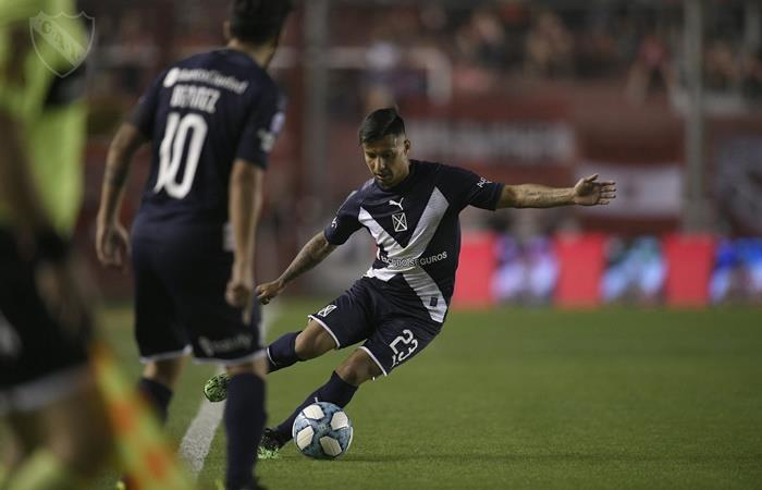 Independiente y Newell's se enfrentan por la Superliga. Foto: Twitter Independiente
