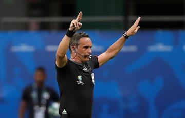 Por el VAR, el árbitro argentino Patricio Lousteau dirigirá la final de Perú entre Alianza Lima y Atlético Binacional