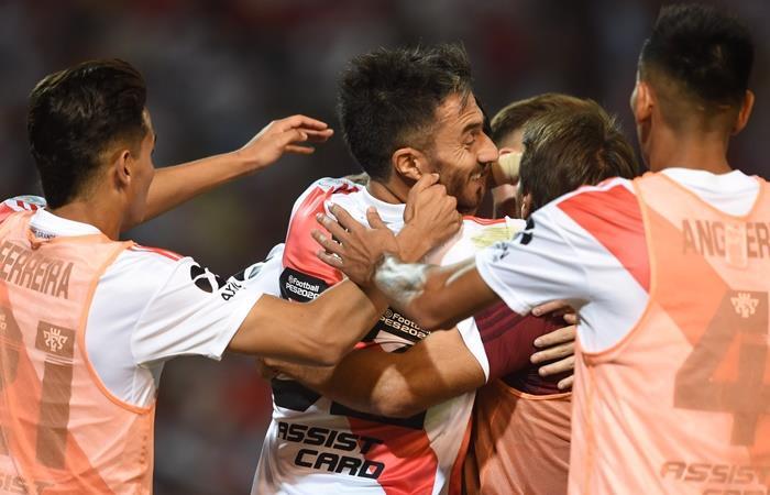 River es el campéon de la Copa Argentina 2019. Foto: Twitter River