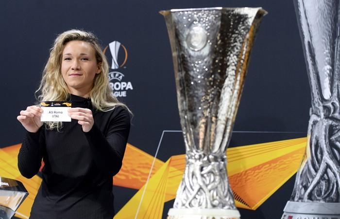 Se sortearon los 16vos de la Europa League. Foto: EFE