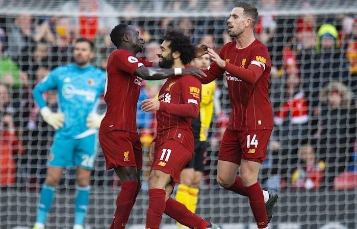 Liverpool vs Rayados de Monterrey por la semifinal del Mundial de Clubes. Foto: EFE