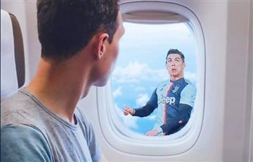 Cristiano Ronaldo: golazo de cabeza, figura y rey de los memes