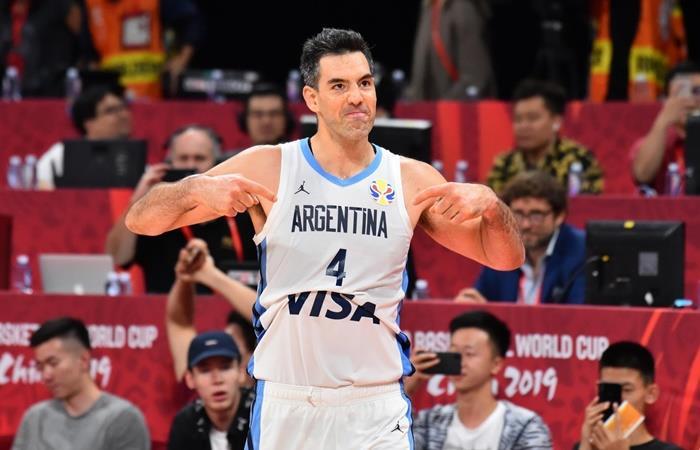 Luis Scola es el ganador del Olimpia de Oro. Foto: Twitter