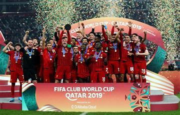 Liverpool se consagró campeón del mundo por primera vez