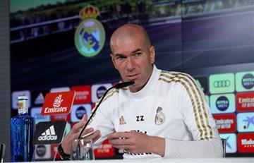 """Zinedine Zidane: """"Guardiola es el mejor entrenador del mundo"""""""