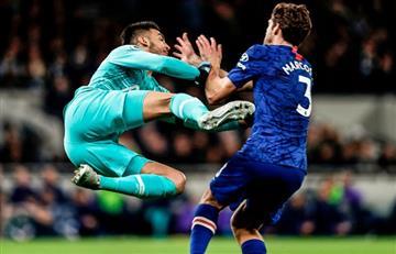 El insólito penal de Paulo Gazzaniga en la derrota de Tottenham