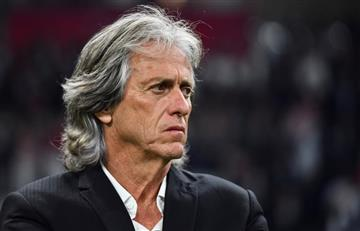"Jorge Jesús, orgulloso de Flamengo: ""Jugamos de igual a igual"""
