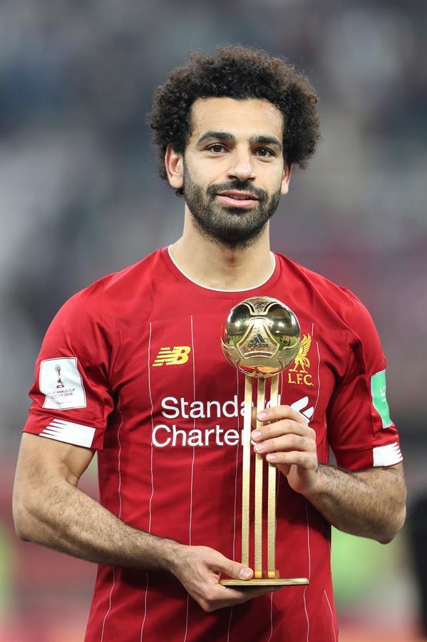 Las mejores fotos de Liverpool campeón del Mundo. Foto: EFE