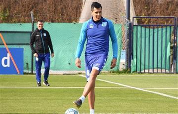 """Víctor Blanco le cerró la puerta a Boca: """"Sigali es intransferible"""""""