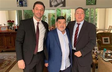 El presidente Alberto Fernández se reunirá con Diego Maradona