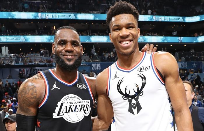 NBA abrió la votación para el All Star Game. Foto: Twitter