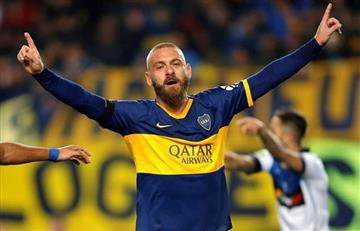 Daniele De Rossi rescinde su contrato y se va de Boca