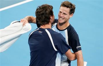 Argentina logró el milagro ante Croacia y clasificó en la ATP Cup