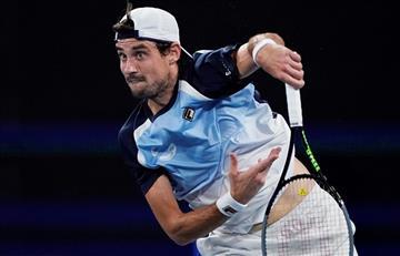 Se terminó el sueño: Argentina perdió ante Rusia en la ATP Cup